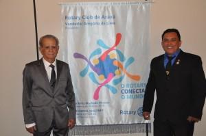Rotary Club Araxá comemora Dia dos Pais