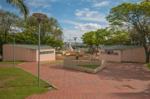 Prefeitura intensifica manutenção e limpeza no Parque do Cristo