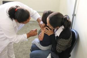 Dia D de vacinação contra o Sarampo é neste sábado