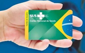 Cartão SUS é obrigatório para atendimento na rede pública
