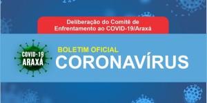 Comitê Covid 19/Araxá confirma 1ª morte por Coronavírus na cidade