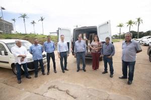 CBMM faz doação de EPI´S para os profissionais de saúde em Araxá