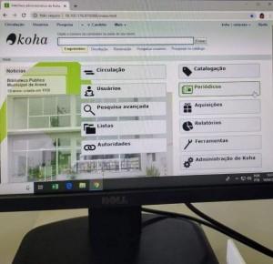 Biblioteca Municipal informatiza seu acervo e leitores podem fazer consultas através da internet