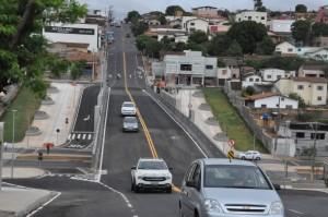 Prefeitura libera trânsito no viaduto