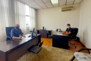 Prefeito Robson promove primeira mudança no Secretariado com menos de um mês de administração